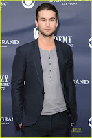 ACM Awards 2011 with Chace Crawford! :Brooklyn Decker