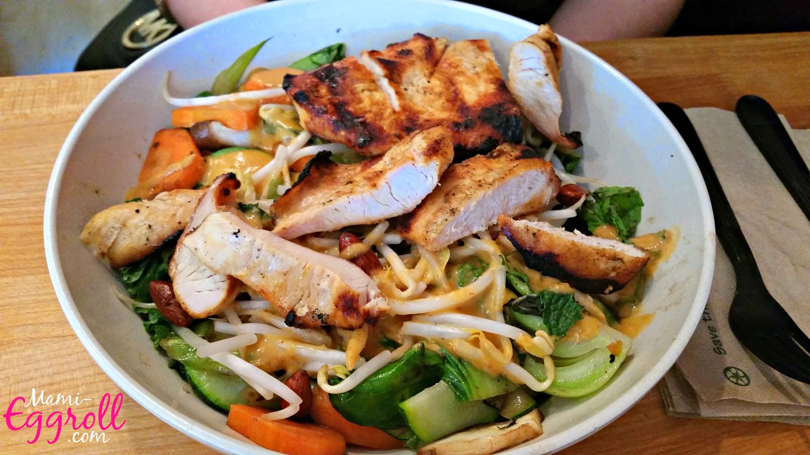 Ginger Chicken With Almonds Recipes — Dishmaps