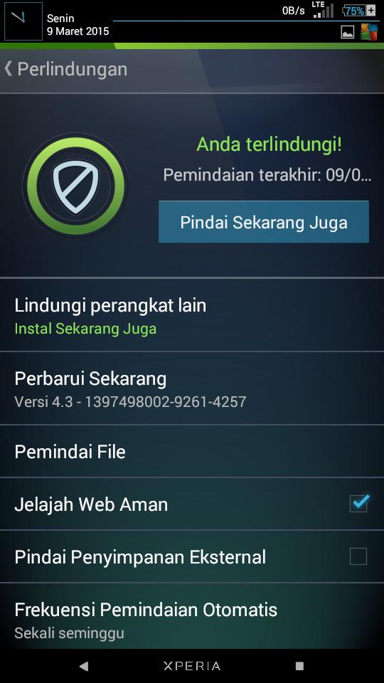 AVG Antivirus PRO Terbaru