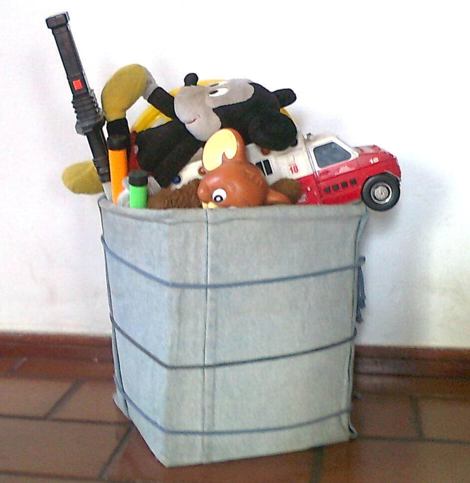 Ideas para compartir de mama - Cajas de madera para guardar juguetes ...