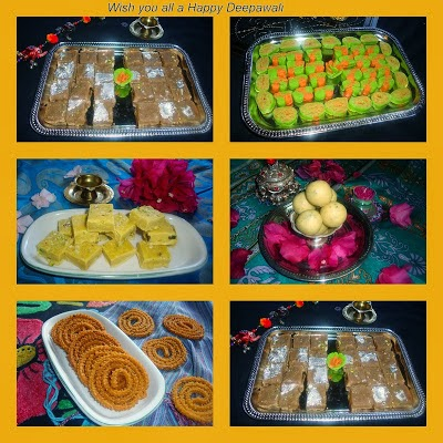 DEEPAWALI RECIPES
