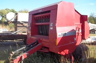 Case-IH RS561 round baler parts