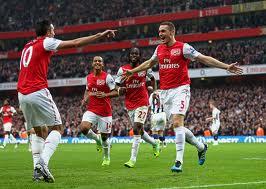Prediksi West Bronwich vs Arsenal 13 Mei 2012