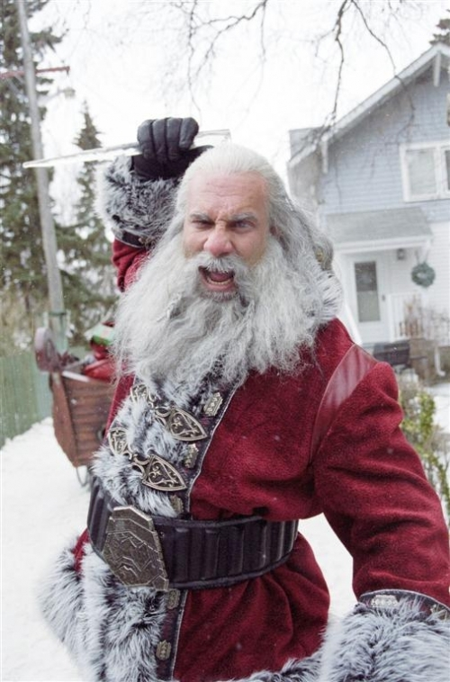 Santa's Slay - A Killer Father Christmas
