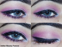 Soft Pink eye makeup Tutorial