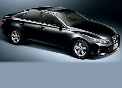 Toyota mark X 2012 repair manual