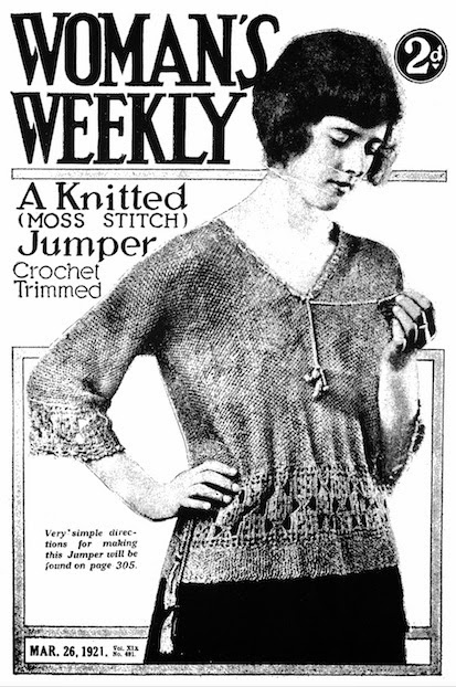 Just Call Me Ruby Knitwear Through The Ages The 1920s