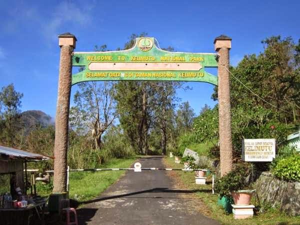 Taman nasional Kelimutu, NTT.