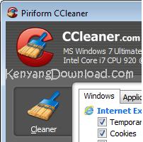 Gambar CCleaner