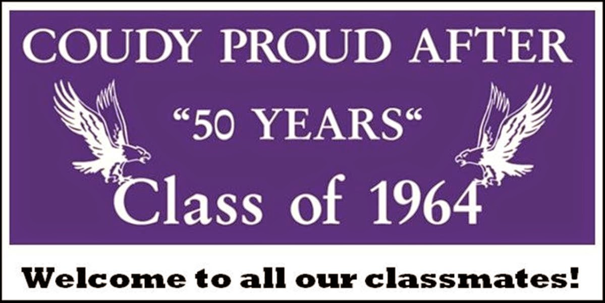 Coudersport Class of 1964
