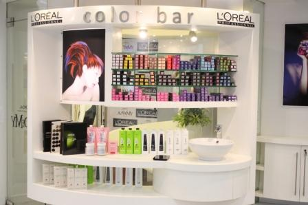 L 39 oreal professional academy launch and oh so yummy essie for Adiva beauty salon