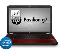 HP Pavilion g7t series