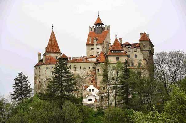 castillo de transilvania en venta