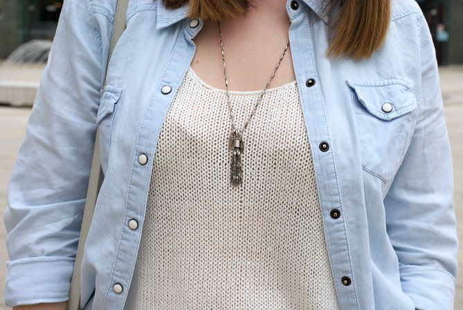 isabel marant pour H&M necklace