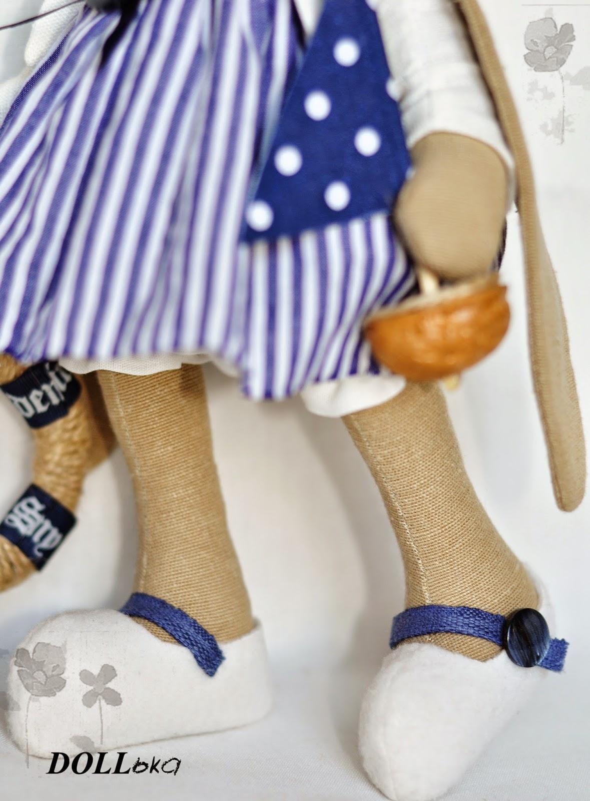 зайка тильда текстильная игрушка ручной работы