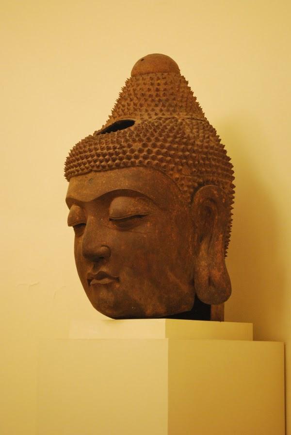 Будда в музее Метрополитен