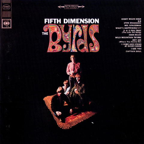 The Byrds Fifthdimension