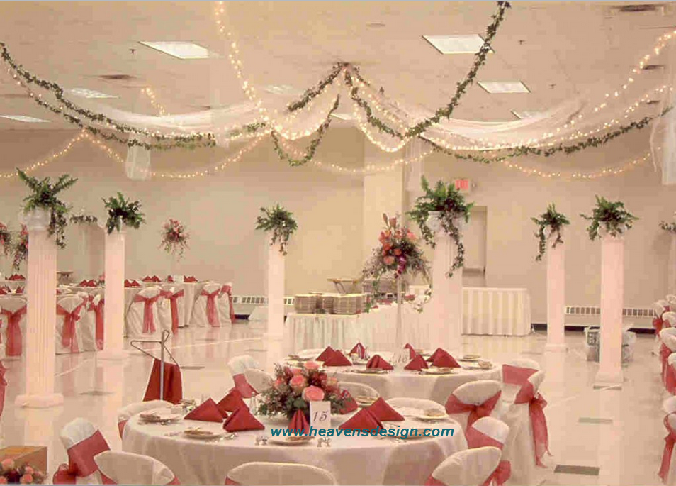 Indian wedding hall decoration ideas interior design ideas for Decoration hall