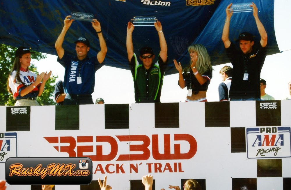 125 Podium Red Bud 1998