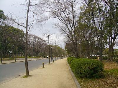 大阪城公園散歩