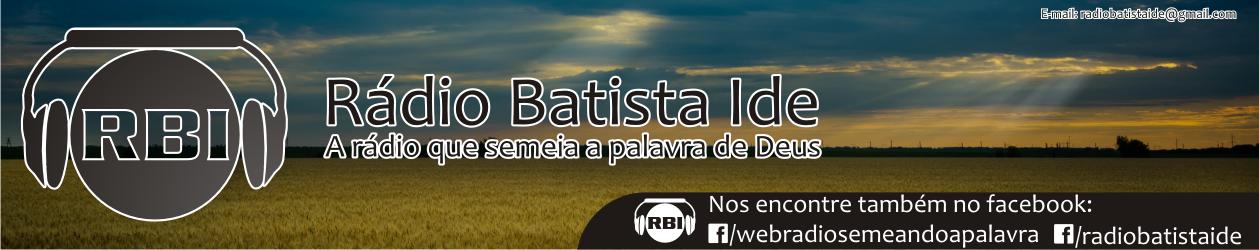 RÁDIO BATISTA IDE