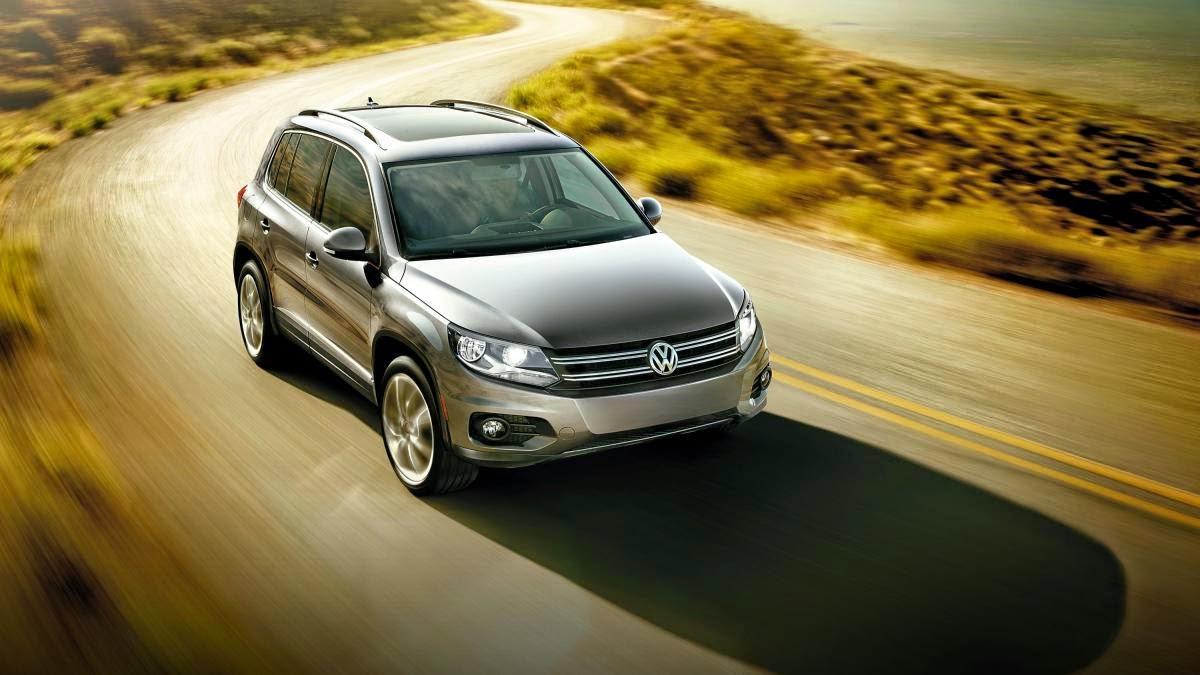 News Cars - 2014 Volkswagen Tiguan Bluemotion TDI Euro Spec review notes
