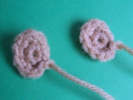 Free Crochet Pattern Oval Eye : Monkey Free Crochet Pattern ~ Amigurumi To Go