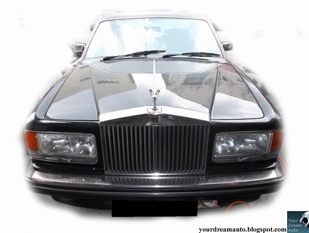 your dream auto rolls royce silver spirit silver spur. Black Bedroom Furniture Sets. Home Design Ideas