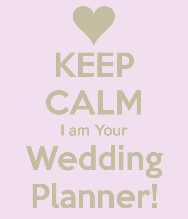 Resultado de imagen de KEEP CALM YO SOY TU WEDDING PLANNER
