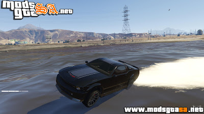 V - Mod Knight Rider V2.6.1 para GTA V PC