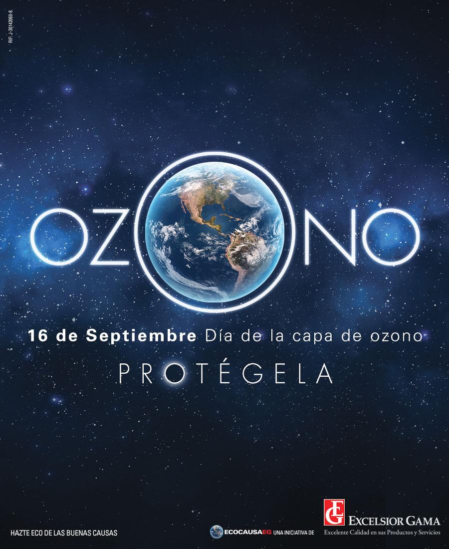 16 SEPTIEMBRE Día Internacional de Preservación de la Capa de Ozono