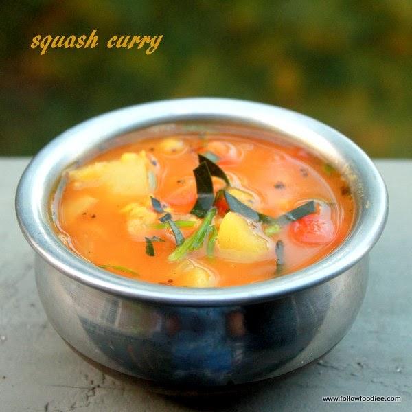 Chana Dal Squash Curry , Kadalai Paruppu Soraikai Kulambu
