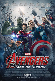 Avengers 2 Age of Ultron 2015