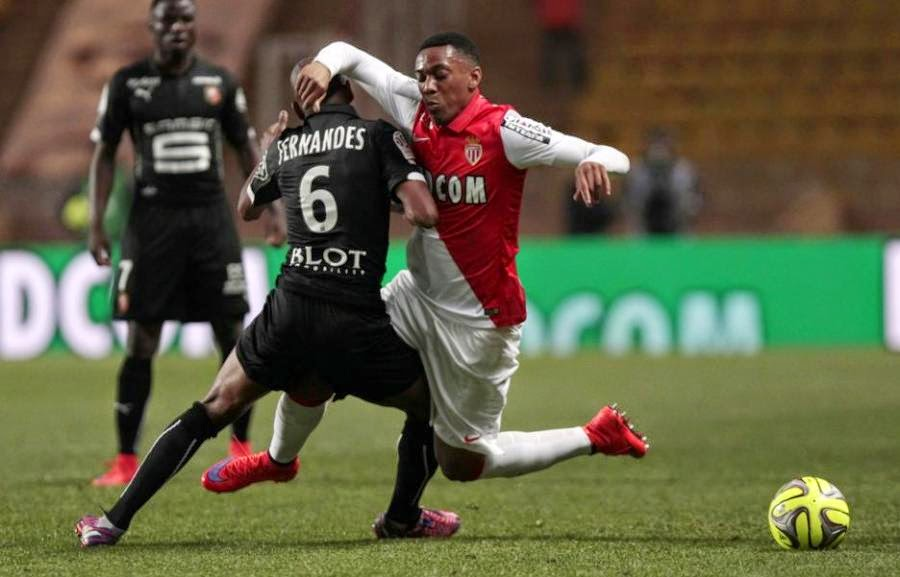 Highlights Monaco 1 – 1 Rennes (Ligue 1)
