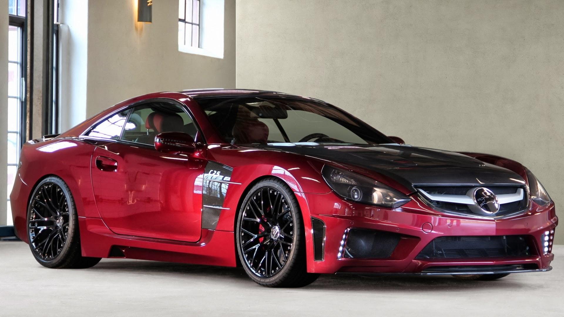 MercedesBenz Carlsson C25 Super GT  Fondos de Pantalla HD  Wallpapers HD