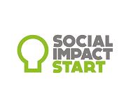 Logo programu Social Impact Start