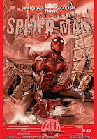Superior Spider-Man #6AU Cover