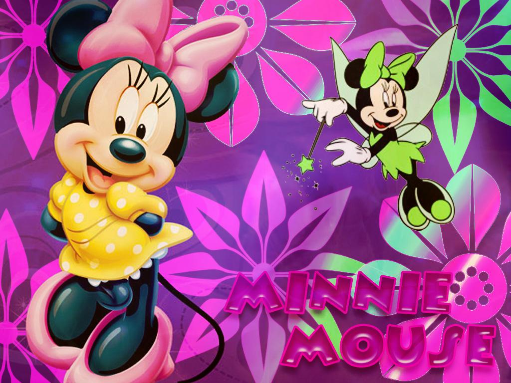 Minnie Para Colorear Haz Click