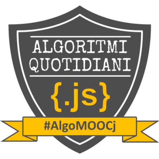 Badge AlgoMoocj