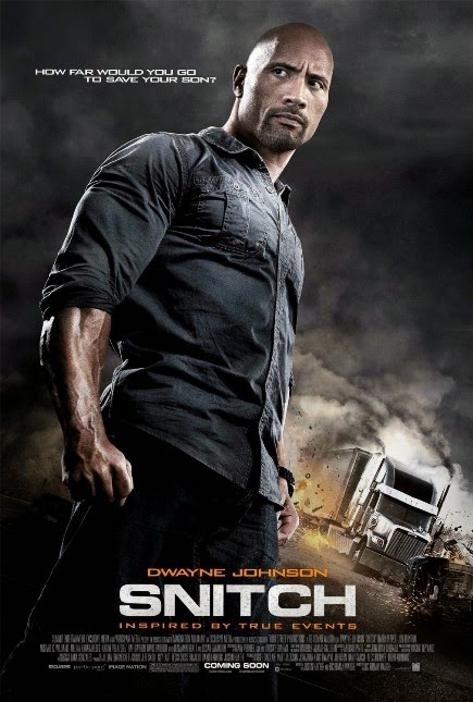 Snitch (2013) movie review by Glen Tripollo