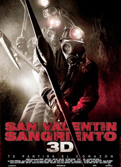 San Valentin Sangriento DVDRip Español Latino