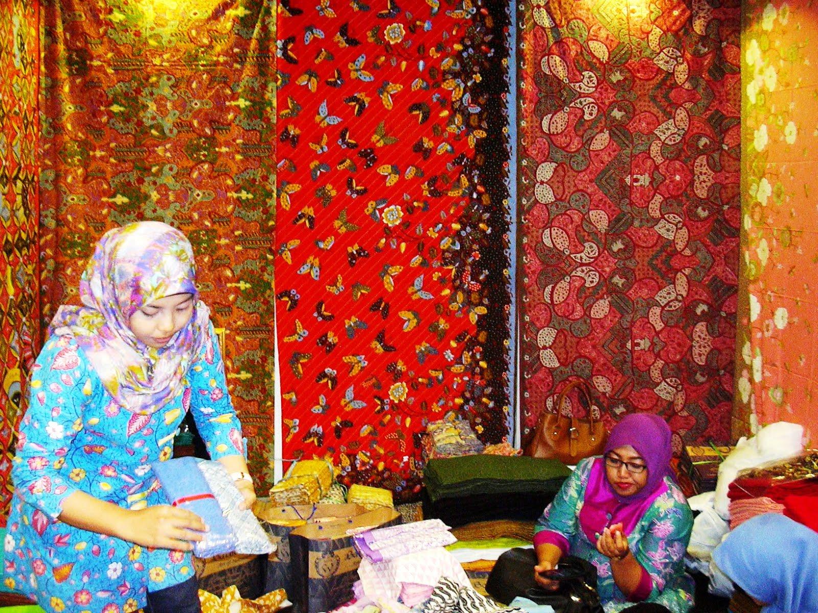 batik wening pameran di Graha Manggala Siliwangi