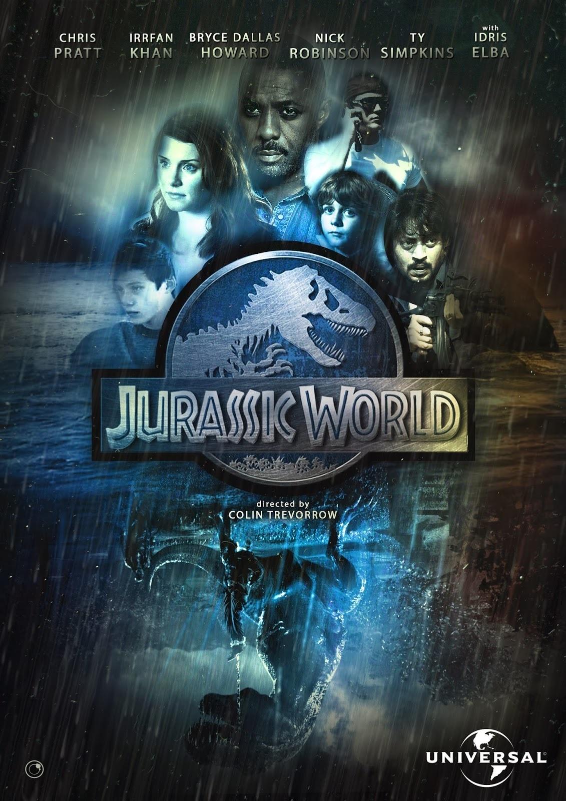 Download Film Jurassic World 2015