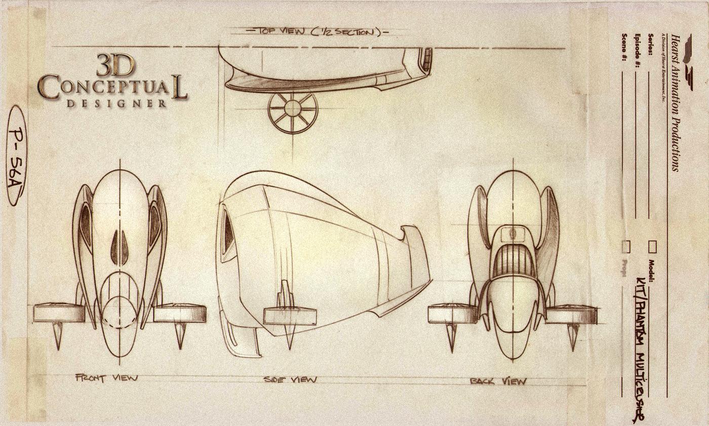 3DconceptualdesignerBlog: Project Review: The Phantom 2040 ...