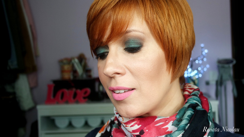 Tutorial: Maquiagem Emerald Noir 'Mary Kay'