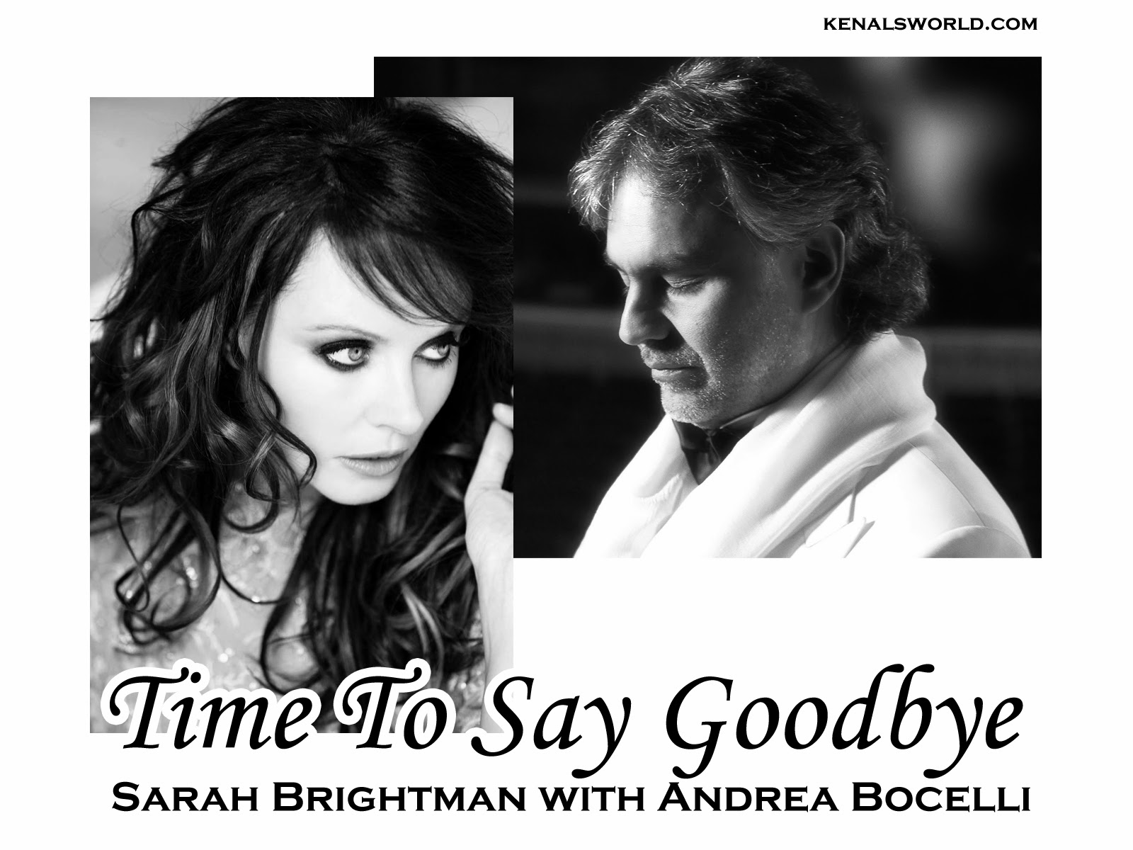 Andrea Bocelli Sarah Brightman Fly Images | TheCelebrityPix