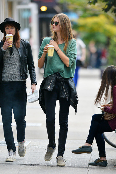 Behati Prinsloo Street Style Tumblr Images & Pictures - Becuo