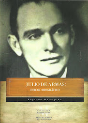 LIBRO 15.3.JULIO DE ARMAS.ESBOZO BIOGRÁFICO