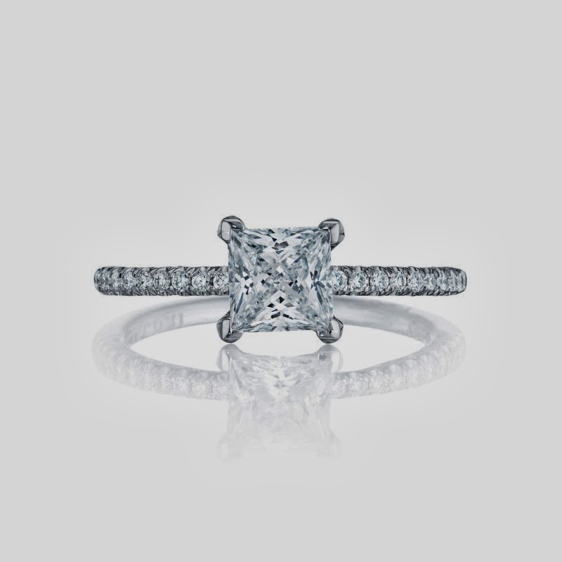 diamonds Engagement Rings Style # HT254515PR55