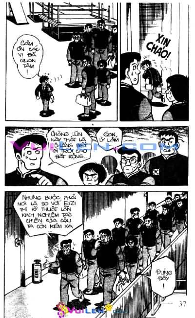 Jindodinho - Đường Dẫn Đến Khung Thành III  Tập 15 page 37 Congtruyen24h